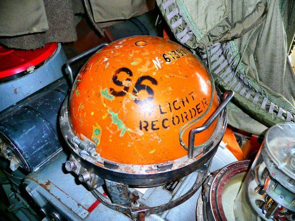 Flight Recorder KeyBox - Worlds Most Original Keybox, scaled copy of original Soviet Flight Recorder