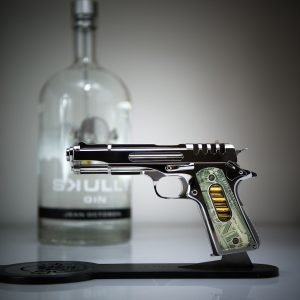 MINI-GUNS SKULLY-GIN SERIE