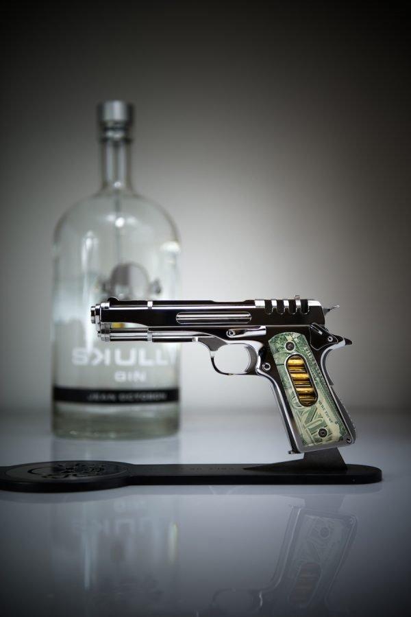 MINI-GUNS SKULLY-GIN SERIE
